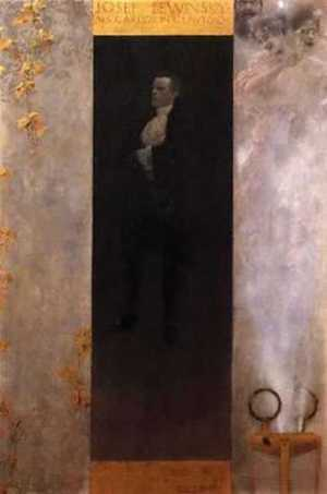 Obraz Klimta - Josef Levinsky