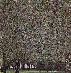 Obraz Gustava Klimta - Park