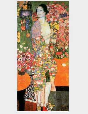 Obraz Gustava Klimta - Tancerka