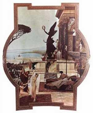 Dzieło Klimta - Teatr w Taorminie