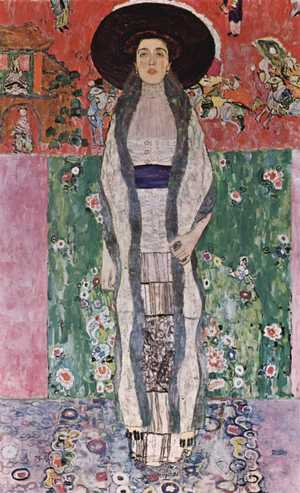 Obraz Klimta - Adele Bloch-Bauer II