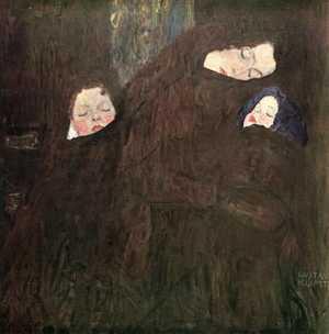 Obraz Klimta - Rodzina